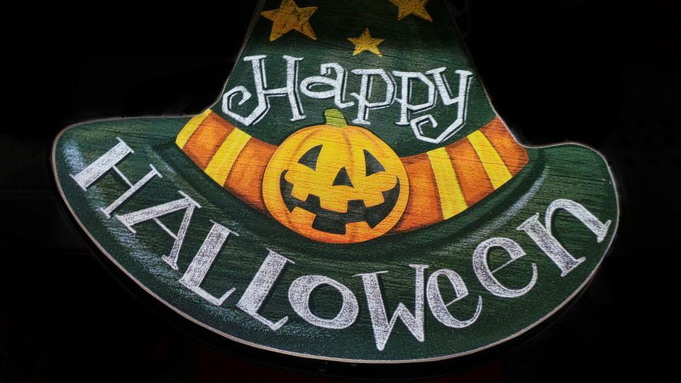 halloween sign holiday pumpkin happy halloween - Halloween Holiday