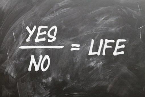 Sim, Não, Split, Ao Vivo, Filosofia