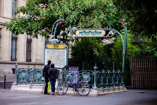 Casal Bike Metro Paris Metropolitan Paris
