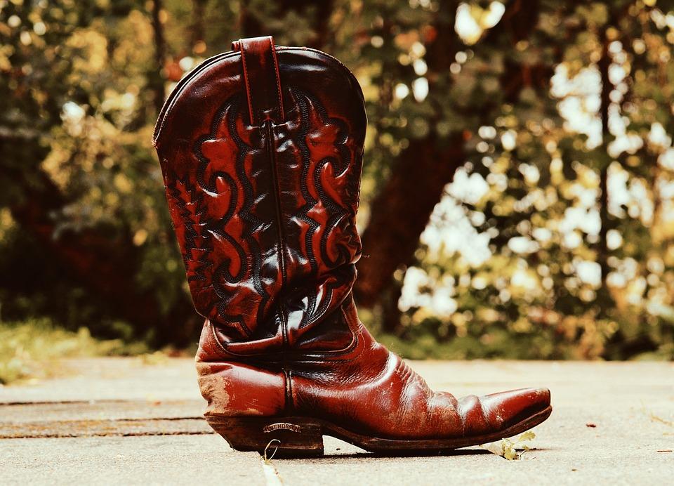 cowboystiefel leder 80er jahre 183 kostenloses foto auf pixabay