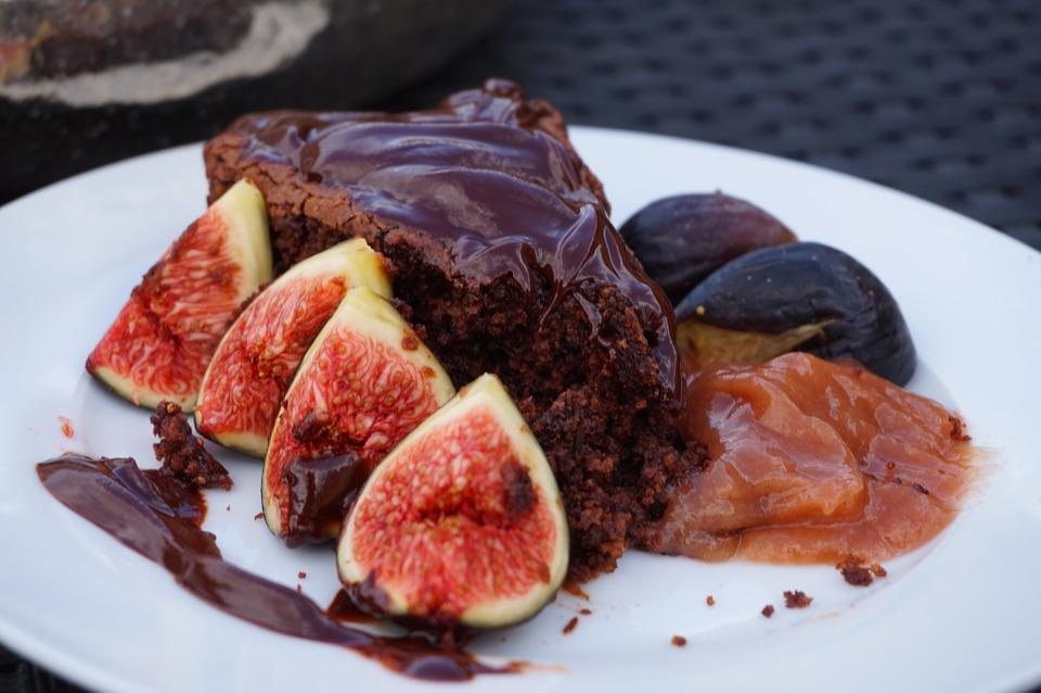 Stykke Kage Dessert Tærte Gratis Foto På Pixabay