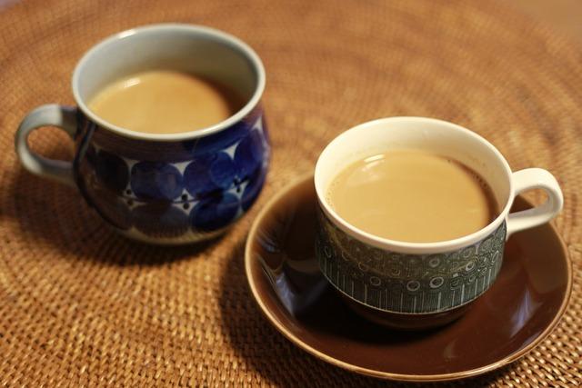 Чашку чая говорит