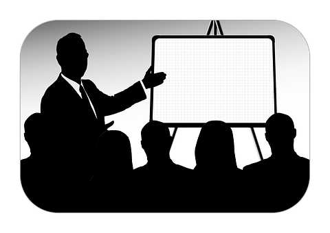 公司, 个人, 剪影, 商人, 女商人, 业务, 工作场所, 经济, 职业生涯