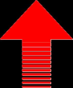 Afbeeldingsresultaat voor pijl naar boven