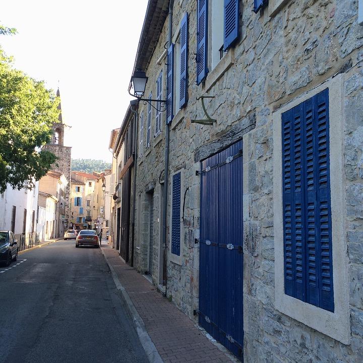 fransk gade