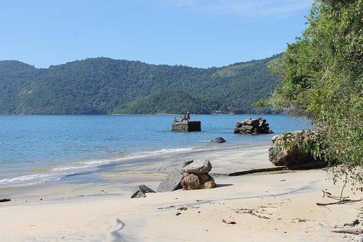 Ilha Grande, Trip, Beach, Forest