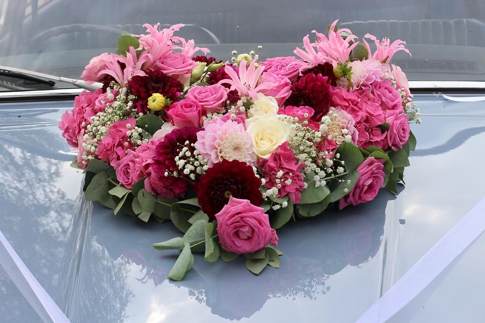Hochzeit Blumenschmuck Kostenloses Foto Auf Pixabay