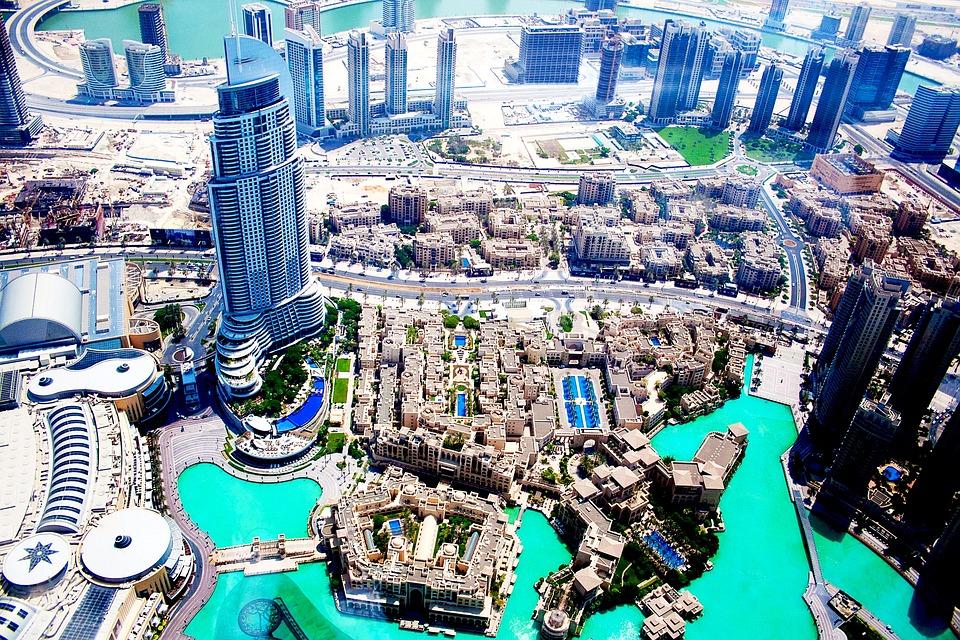 Photo gratuite dubai paysage ville gratte ciel image for Best hotel in dubai 2016