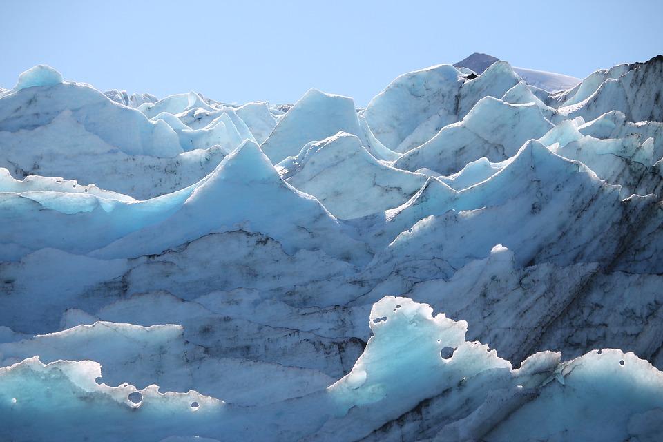Free photo: Ice, Glaci...