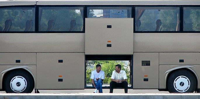 Ovladač, Autobus, Dát Si Pauzu