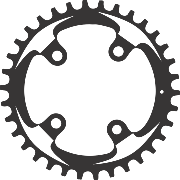 bike gear vector png - photo #1