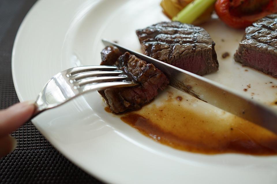 牛排, 食品, 餐厅, 肉, 晚餐, 外出就餐, 午餐, 里脊肉牛排, Tapi胭脂