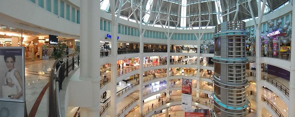 Einkaufen, Einkaufszentrum, Shopping Mall, Einzelhandel