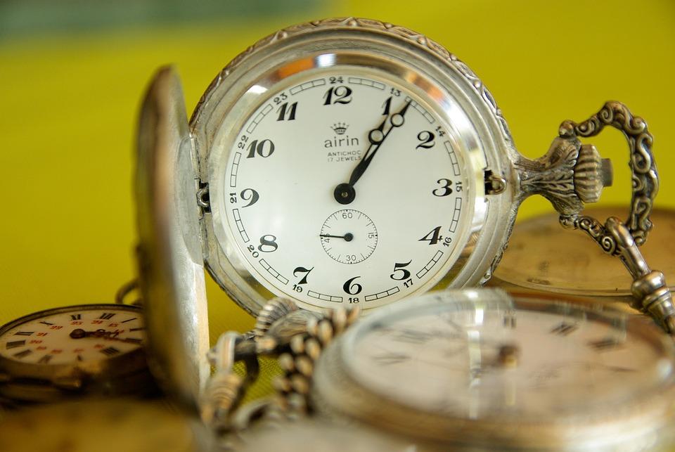 Flea Market, Watches Pocket, Time, Jewellery