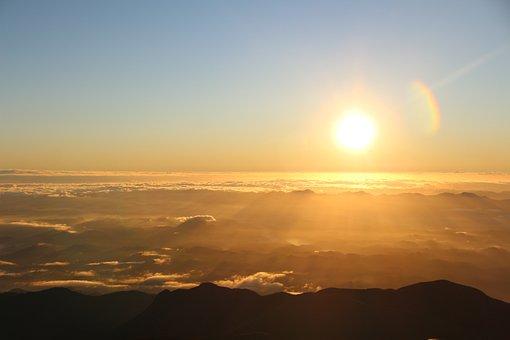 Sol, Natur, Dankbarkeit, Amanhaecer