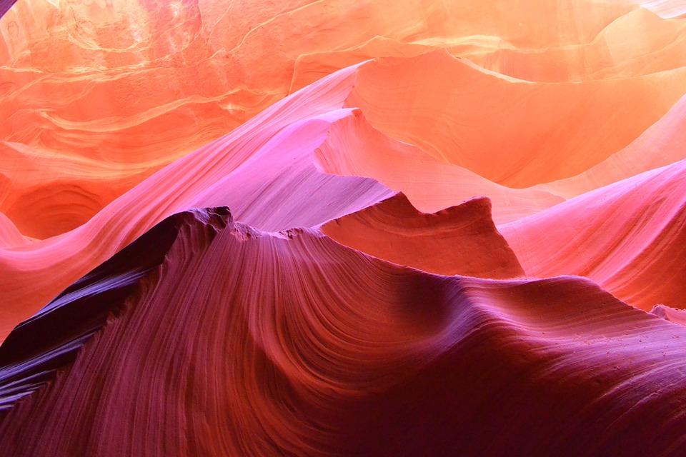 Canyon, Arizona, Sabbia Di Pietra