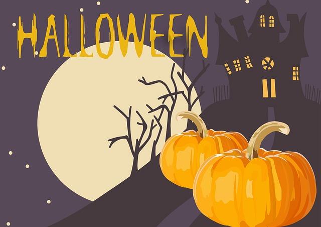 halloween night scary  u00b7 free image on pixabay