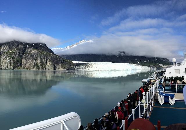 cruise alaska glacier  u00b7 free photo on pixabay