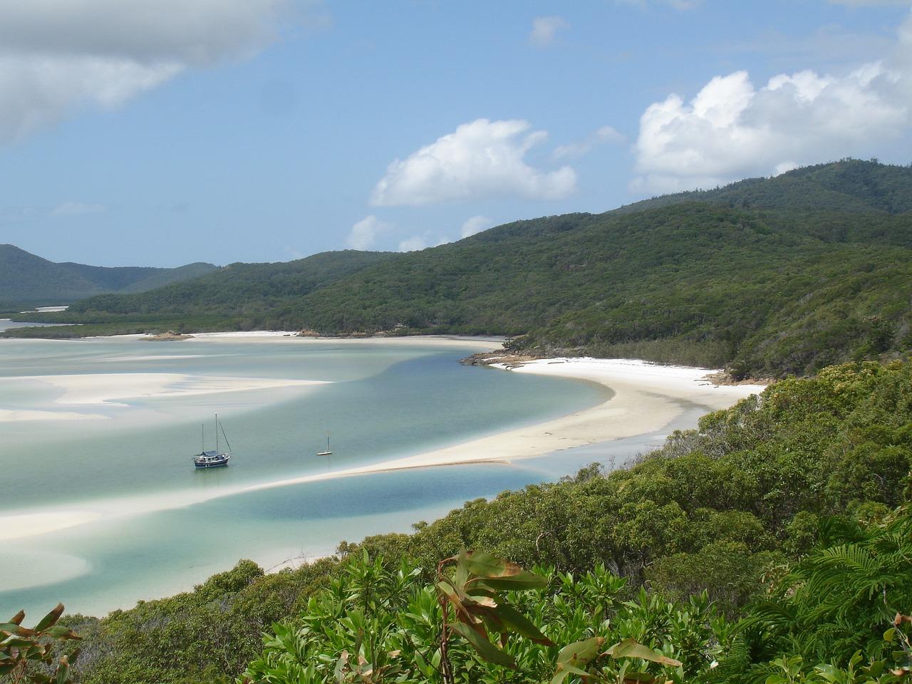 Whitsunday beaches