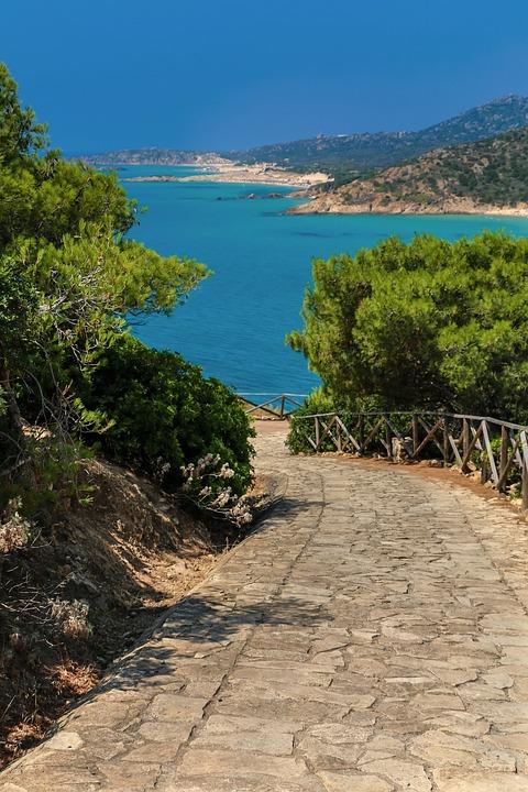 Chia Sardegna Mare Il Foto Gratis Su Pixabay