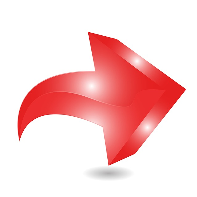 arrow red right 183 free image on pixabay