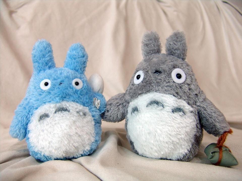 Totoro, Mi Vecino Totoro, Muñeca, Ternura, Juguete