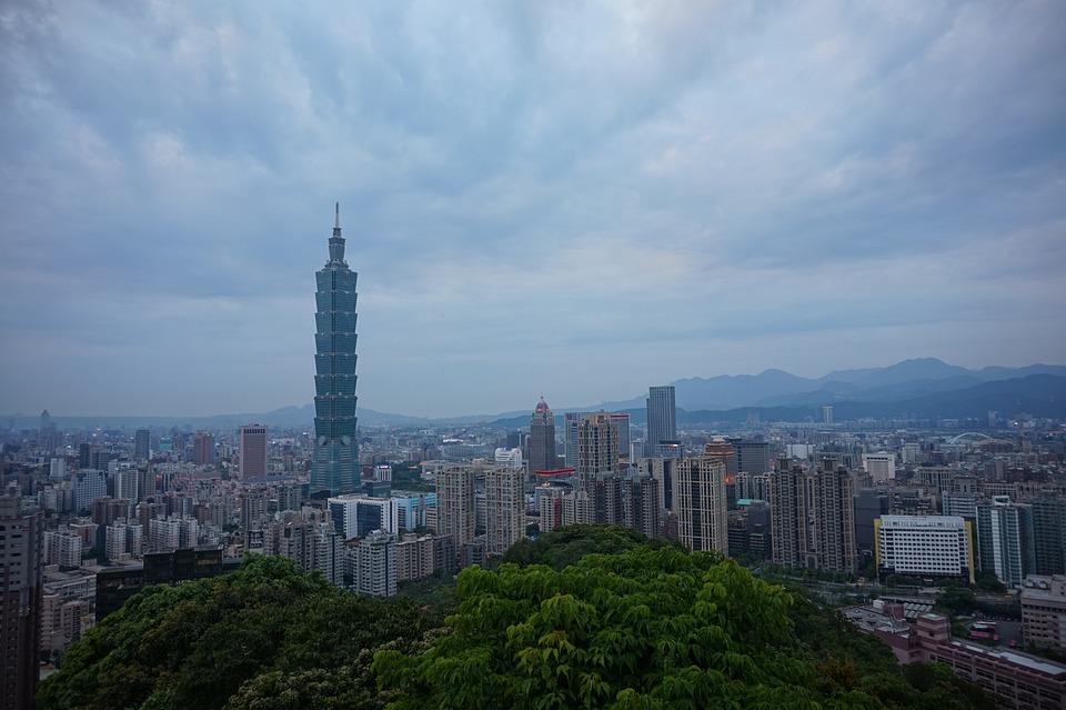 Capital of Taiwan