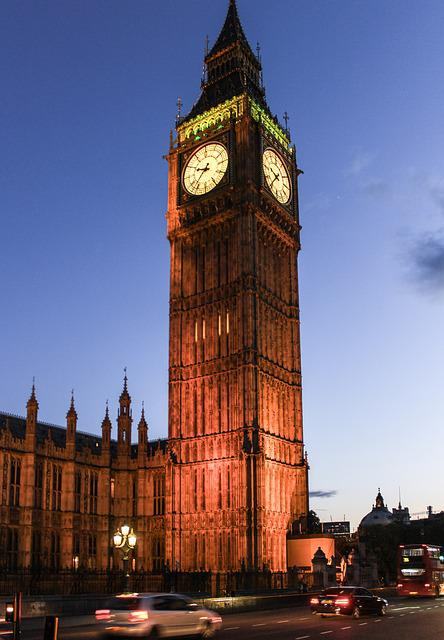 Big Ben London Parliament 183 Free Photo On Pixabay