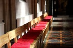 congregation, sunlight