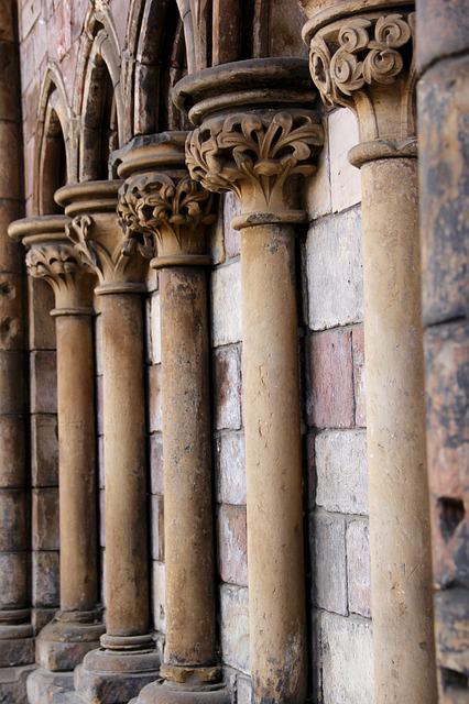 Architectural Columns And Pillars : Columns pillars architecture · free photo on pixabay