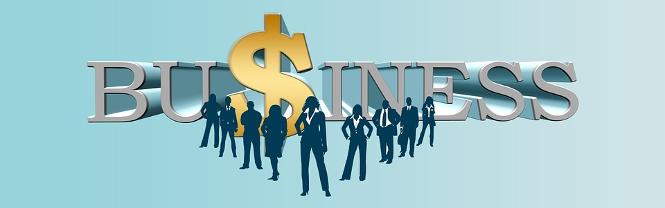 Banner, Header, Businessmen, Personal, Silhouettes
