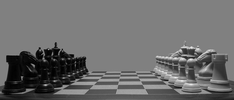 Chess, Chess Men, Game, Chess Pieces