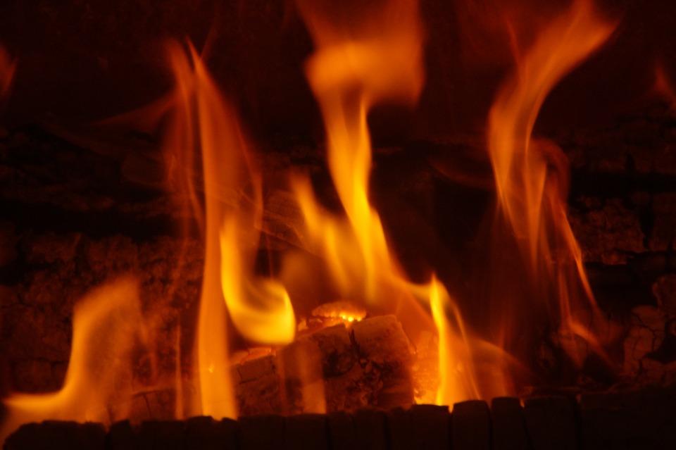 Fire, Heat, Flame, Burn, Warm, Wood, Wood Fire, Hot - Free Photo: Fire, Heat, Flame, Burn, Warm, Wood - Free Image On