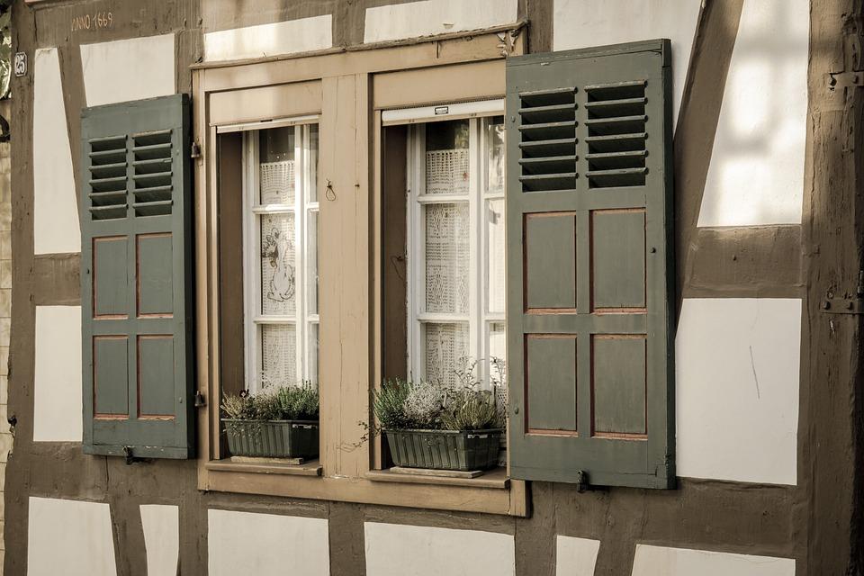 Hervorragend Fenster Fachwerk Fachwerkhaus - Kostenloses Foto auf Pixabay GL67
