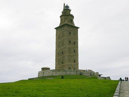 La Torre de Hércules La Coruña