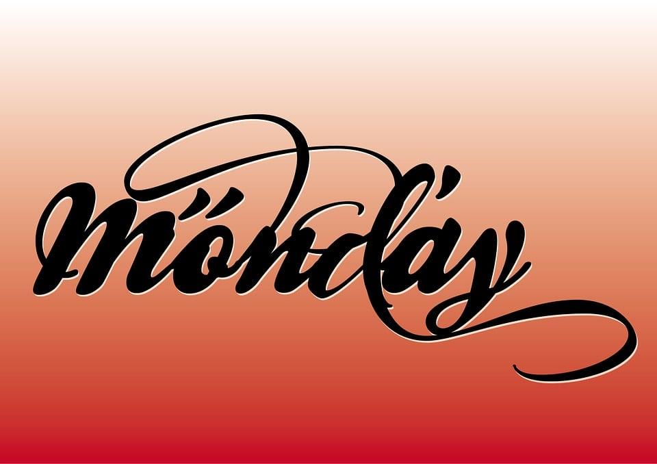 Font, Wordpress, Calligraphy, Word, Monday