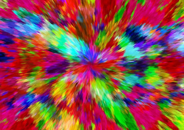 Abstract Color Burst 183 Free Image On Pixabay