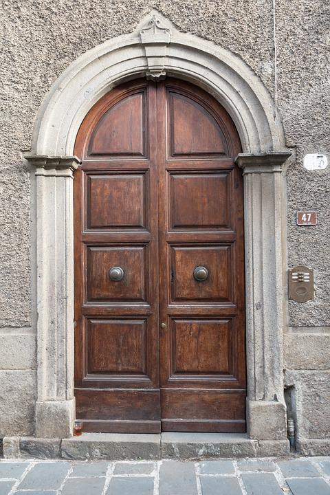 Door Input Wood House 183 Free Photo On Pixabay