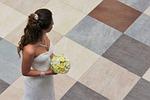 bride, bouquet, wedding