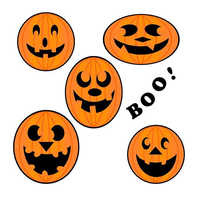 Happy Halloween Pumpkins Jack O 183 Free Image On Pixabay
