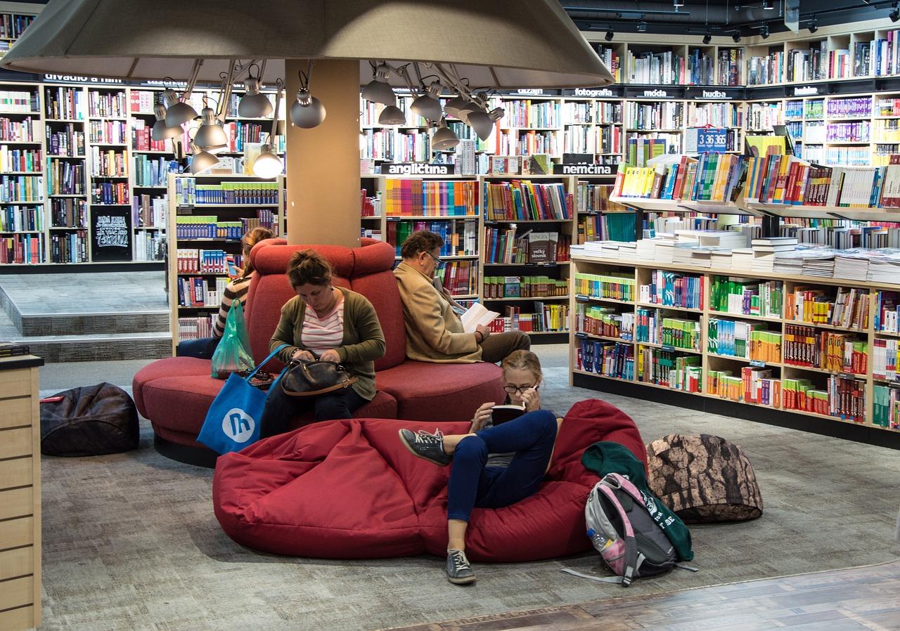 Картинки для книжных магазинов
