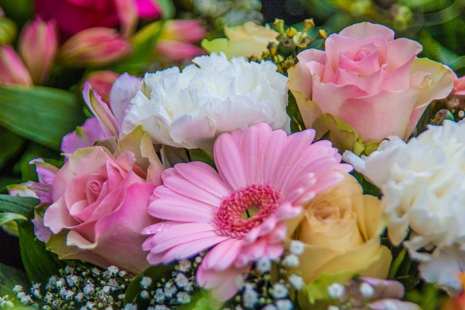 Flowers Bouquet Beautiful · Free photo on Pixabay