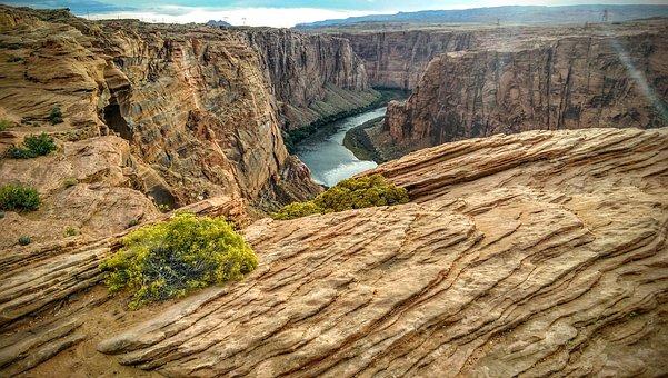 Rio Colorado, Garganta De Mármore