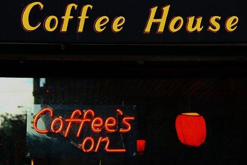 Coffee Shop, Den Dritten Platz