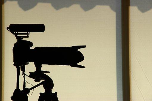 Kamera, Fotografie, Schatten, Linse