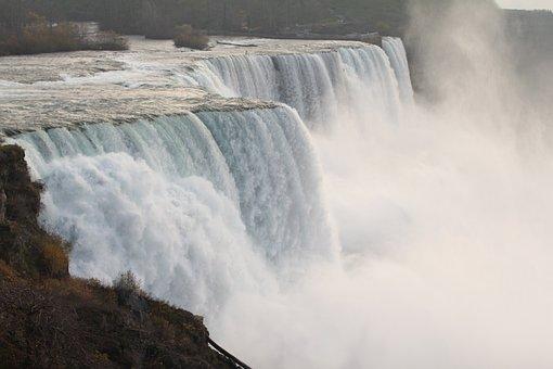 Cataratas del Niagara, Ontario, Canadá