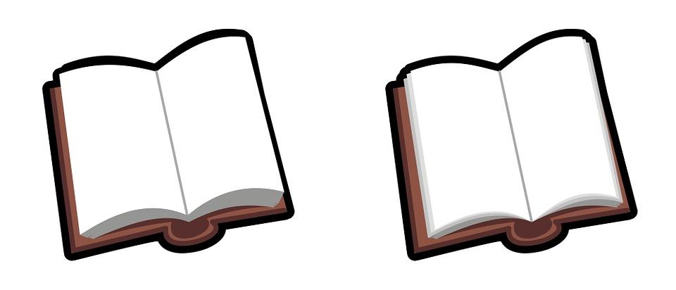 Bien-aimé Illustration gratuite: Logos, Livre, La Littérature - Image  NW82