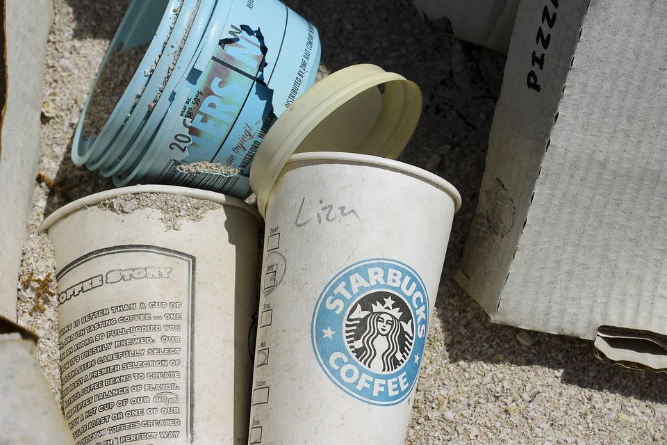 Coffee Starbucks Trash 183 Free Photo On Pixabay