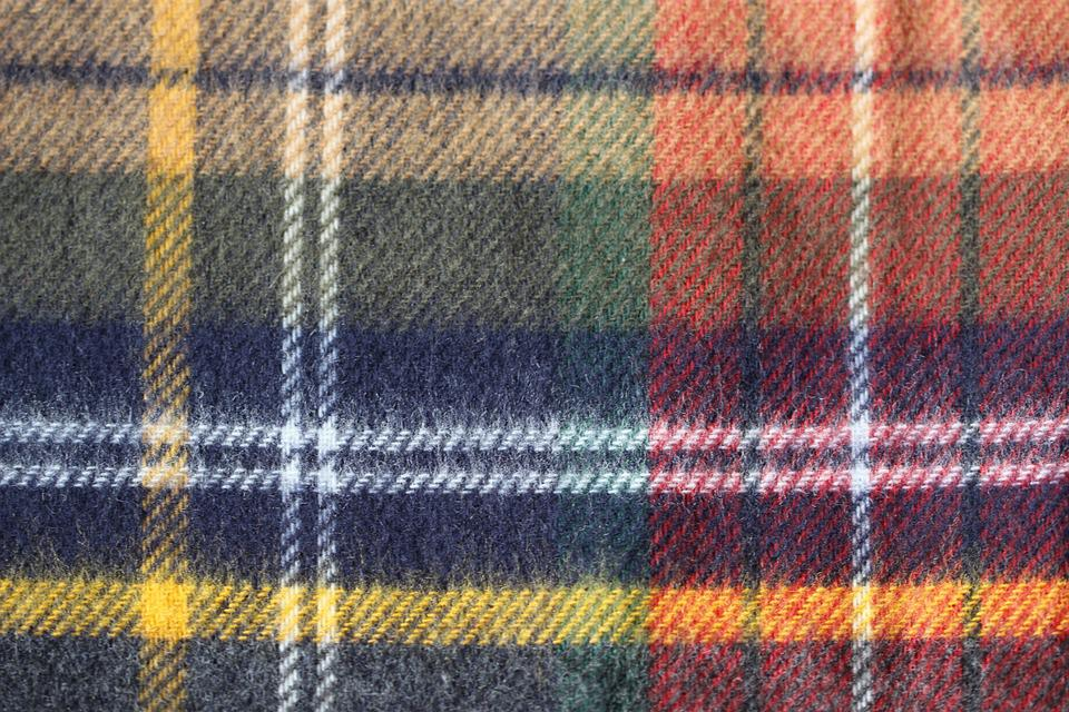 Plaid, Flannel, Tartan, Pattern, Cloth, Fabric, Texture
