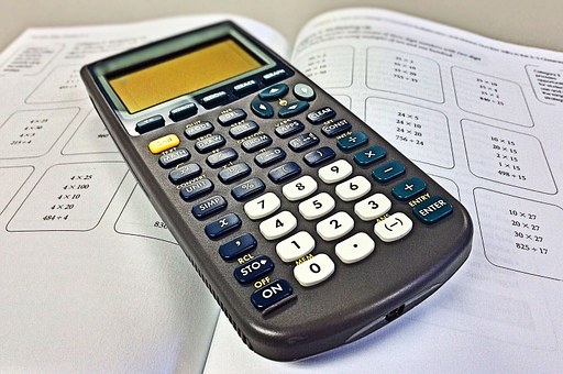Calculator, Math, Mathematics, Education